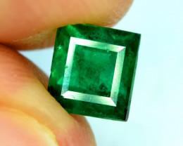 1 ct Emerald Gemstone from Swat Pakistan