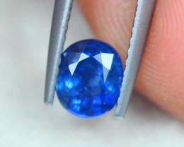 1.12Ct Blue Sapphire Oval Cut Lot LZ3423