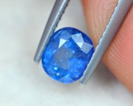 1.07Ct Natural Blue Sapphire Oval Cut Lot LZB661