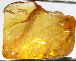 29.30 CTS A GRADE CITRINE ROUGH  RG-4846