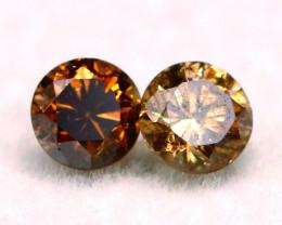 NR$15 Diamond 0.22Ct Natural Fancy Color Diamond 08CF01