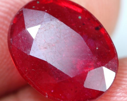 5.20cts Wine Red Ruby Gemstone