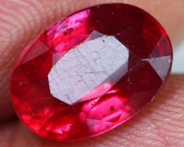 5.10cts Pink Red Ruby Gemstone