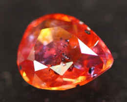Unheated Ruby 1.07Ct Natural Vivid Red Madagascar Ruby A1108