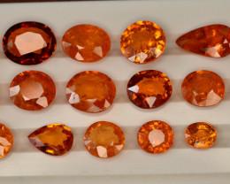 29.20 ct Natural Fanta Orange Color Spessartite Garnet ~ Lot ~AD