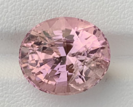 9.66 Carats Natural Pink Color Tourmaline Gemstone From AFGHANISTAN