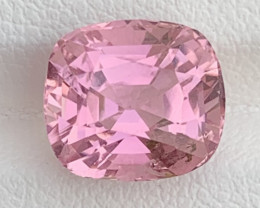 5.35 Carats Natural Pink Color Tourmaline Gemstone From AFGHANIS
