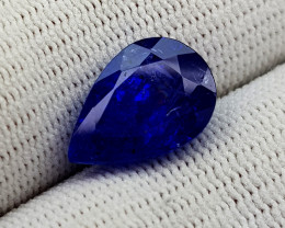 6.35 CT NATURAL TANZANITE  BEST QUALITY GEMSTONE IIGC69