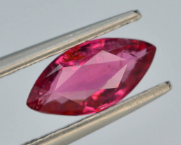 0.75 ct Natural Rubelite Tourmaline