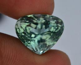 15.50 Ct Green Spodumene Gemstone From Afghanistan~ G AQ