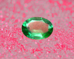 1.07 ct Top Of The Line Emerald Certified!