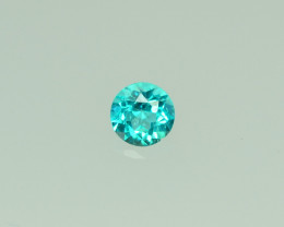 0.70 Cts Stunning Lustrous Paraiba Color Apatite  PRIVATE AUCTION DONT BID