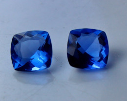2.20 CT Natural - - Unheated  Blue Color Change Fluorite Faceted Gemstone P