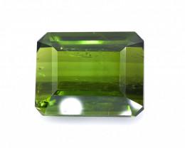 6.27 Crt Natural Tourmaline  Faceted Gemstone (Ab 01)