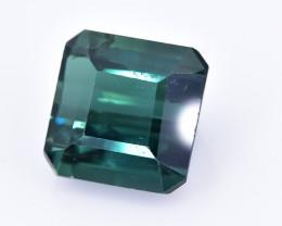3.71 Crt Natural Tourmaline  Faceted Gemstone (Ab 01)
