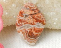 Sale Crazy Lace Agate Cabochon, Natural Crazy Lace Agate Loose Gemstone E54