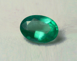 1.83 ct Top Of The Line Emerald Certified!