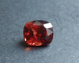 2.75ct orange spinel from Myanmar