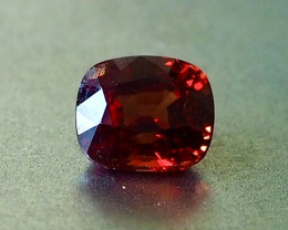 2.75ct red spinel from Myanmar