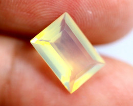1.63cts Natural Brazil Yellow Fire Opal / N272