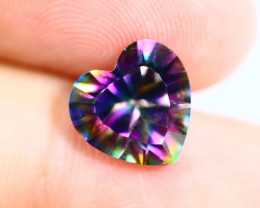 3.16cts Natural Rainbow Mystic Topaz / N278