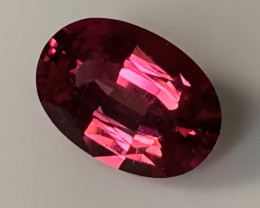 2.32ct Stunningly rich Pink Natural  Rubellite