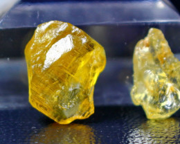 15.20 cts Beautiful, Superb  Heliodor Rough Lot