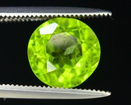 3.10 Ct Natural Green Peridot