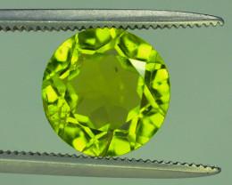 3.25 Ct Natural Green Peridot