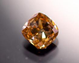 0.68cts Natural  UNHEATED Fancy Diamond / JU524