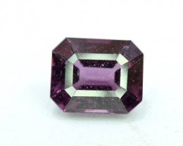 3.90 carats Top Grade Emerald Cut PMS 240 Pink Color And Natural Spinel Gem
