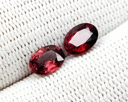 2.35CT RHODOLITE GARNET  BEST QUALITY GEMSTONE IIGC70