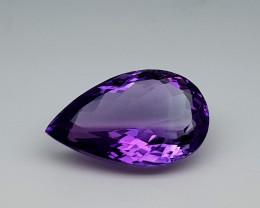 13.95Crt Amethyst  Natural Gemstones JI58