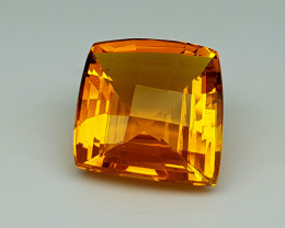 10.65Crt Madeira Citrine Natural Gemstones JI58