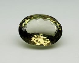 7.39Crt Prasolite  Natural Gemstones JI58