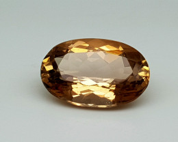 6.25Crt Natural Topaz Natural Gemstones JI58