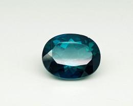 4.29Crt Green Topaz Coated Natural Gemstones JI58
