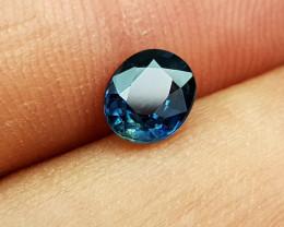 0.85Crt  Blue Sapphire Natural Gemstones JI58
