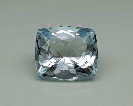 2.75Crt Aquamarine Natural Gemstones JI58