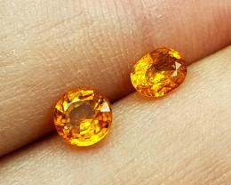 1Crt Rare Clinohumite Natural Gemstones JI58