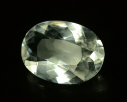 Rare 2.20 ct Natural Kunar Pollucite Collector's Gem