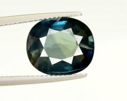 GIL CERT~5.93 Ct Natural Sapphire Gemstone