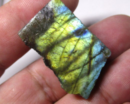 77.93cts Natural Labradorite Slab