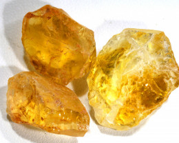 73.50-CTS CITRINE ROUGH NATURAL  PARCEL BG-495