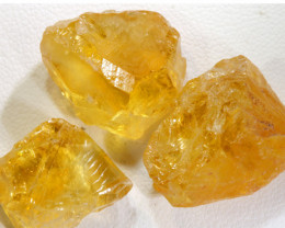 53.13-CTS CITRINE ROUGH NATURAL  PARCEL BG-513