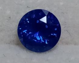 0.69 carats Sri Lankan Blue Sapphire Cut Stone PC1