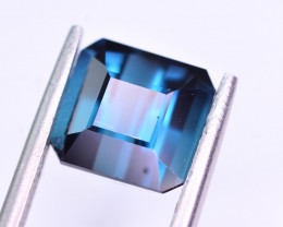 Amazing Color 3.45 Ct Natural Indicolite Tourmaline. W1