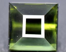 3.30 CT. Emerald Green Color Natural Tourmaline Gemstone