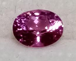 0.66 carats Sri Lankan Pink Sapphire PC1