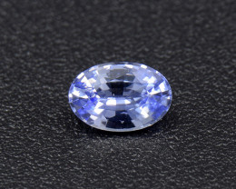 Natural Blue Sapphire 0.45ct well-cut (01673)